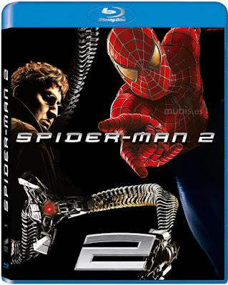 Spider-Man 2 2004 BD25 Latino