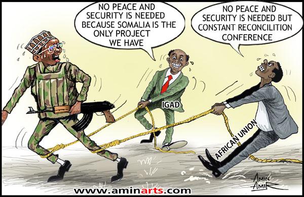 Terror Free Somalia Foundation Exposes Somalia Under Neo