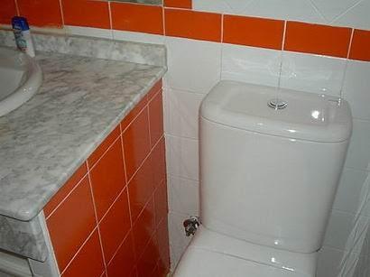 Como pintar azulejos de ba os y cocinas aprender hacer - Pinturas para azulejos bano ...