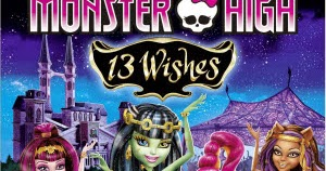 Testos monster high 13 souhaits en streaming illimit - 13 souhait monster high ...