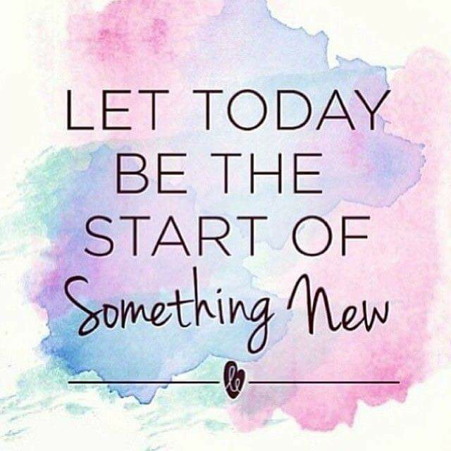 Let us help you start something new!
