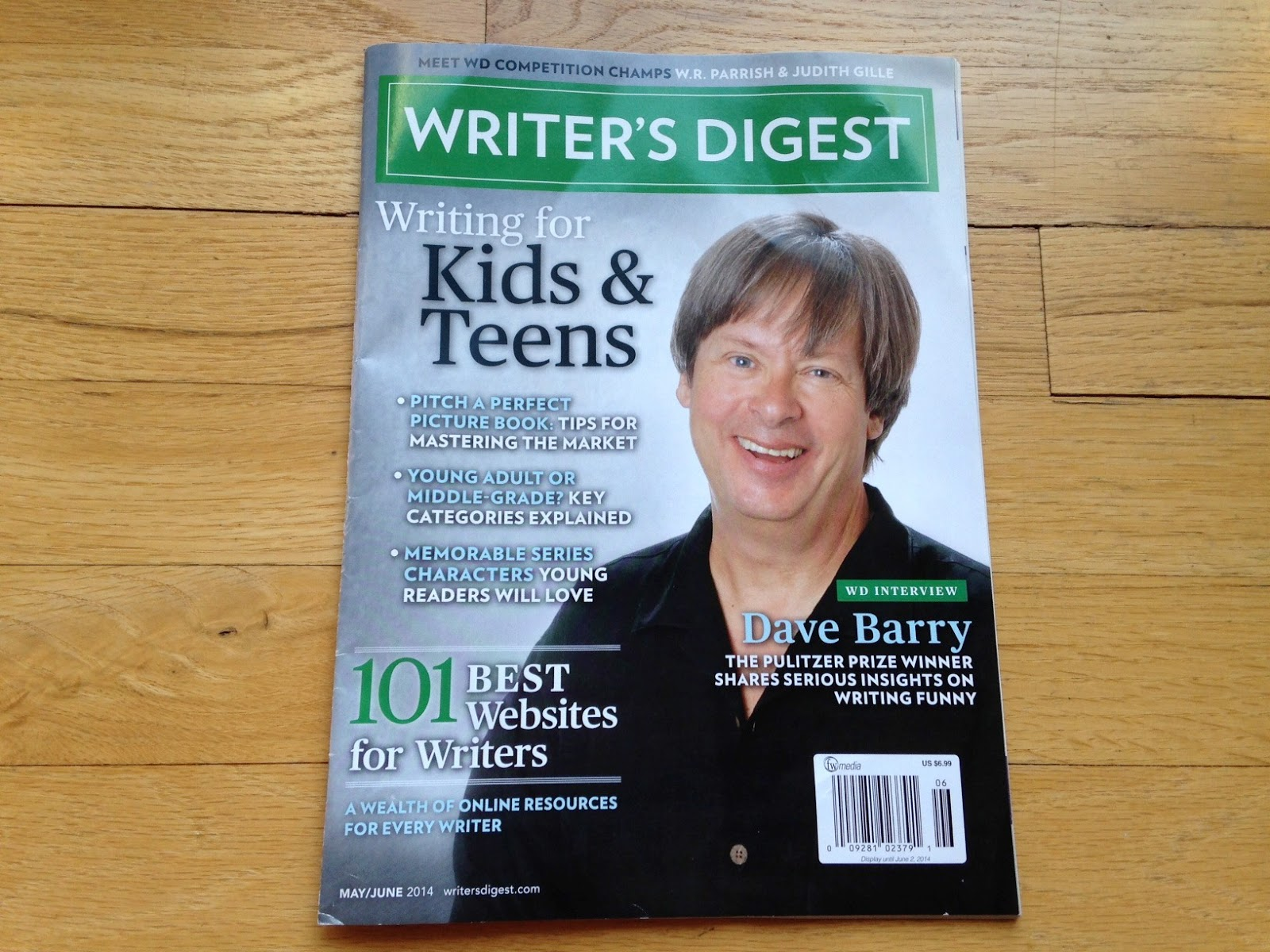 Magazines for Teen Writers?