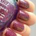 Multichrome Purple Glitter