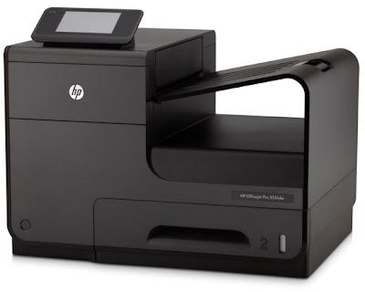 HP Officejet Pro X551dw Printer (CV037A)