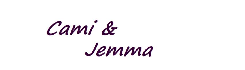 Cami & Jemma