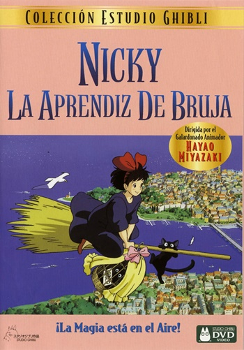 Nicky, la aprendiz de bruja HD Latino
