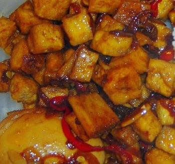 Resep dan Cara Membuat Lobak Masak Kecap