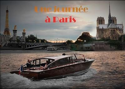 Découvrir Paris en bateau mouche par une croisières sur la Seine