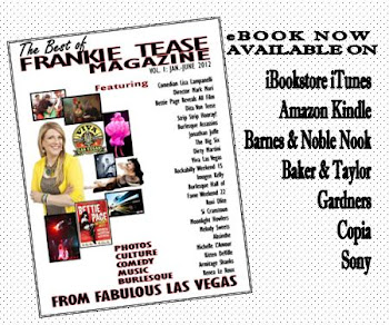 Best of Frankie Tease Mag