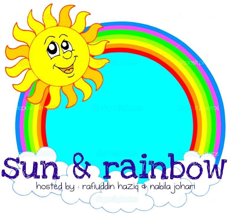 sun &rainbow