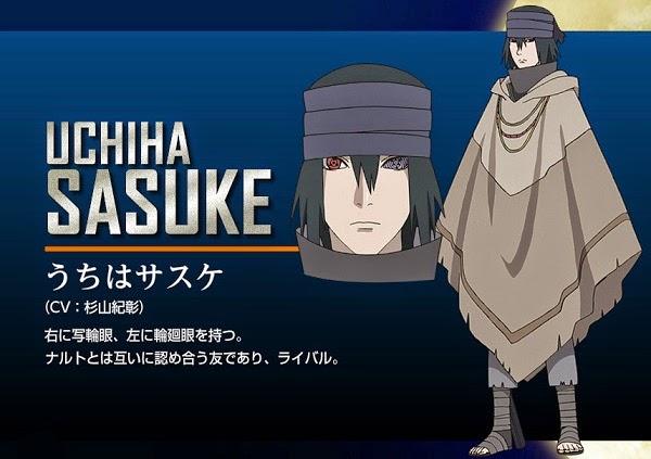 Uchiha Sasuke The Last: Naruto the Movie