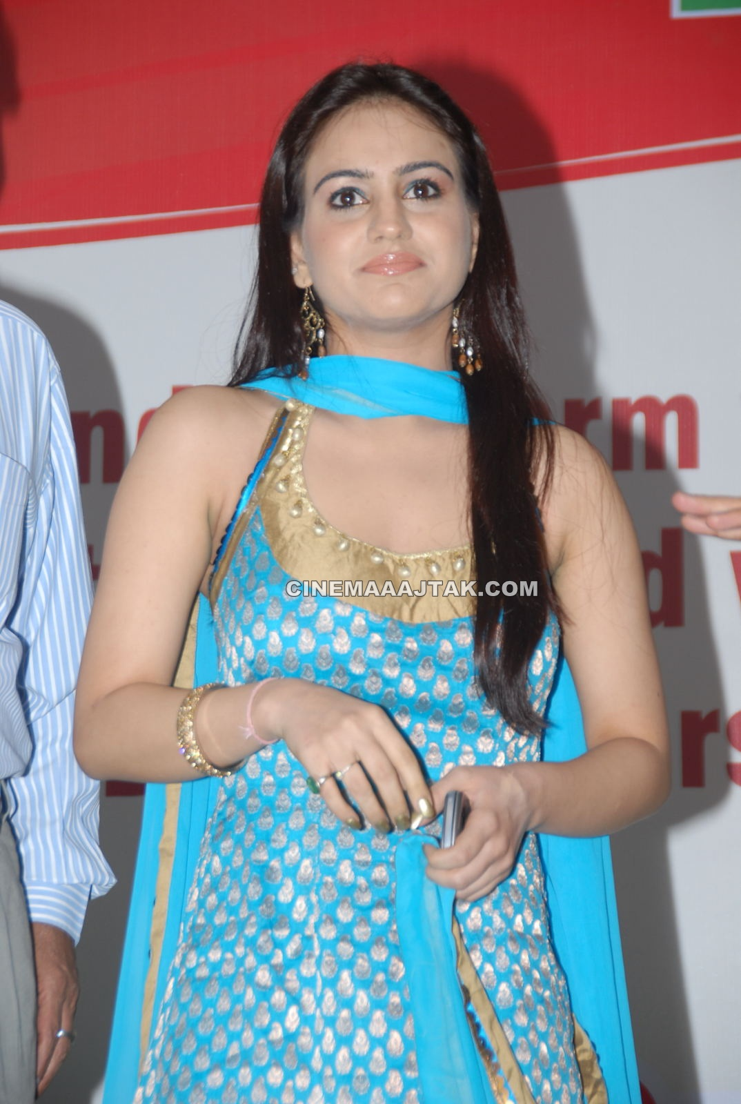 Aksha Looking Hot At PCH Bumper Draw Event Exclusive Images