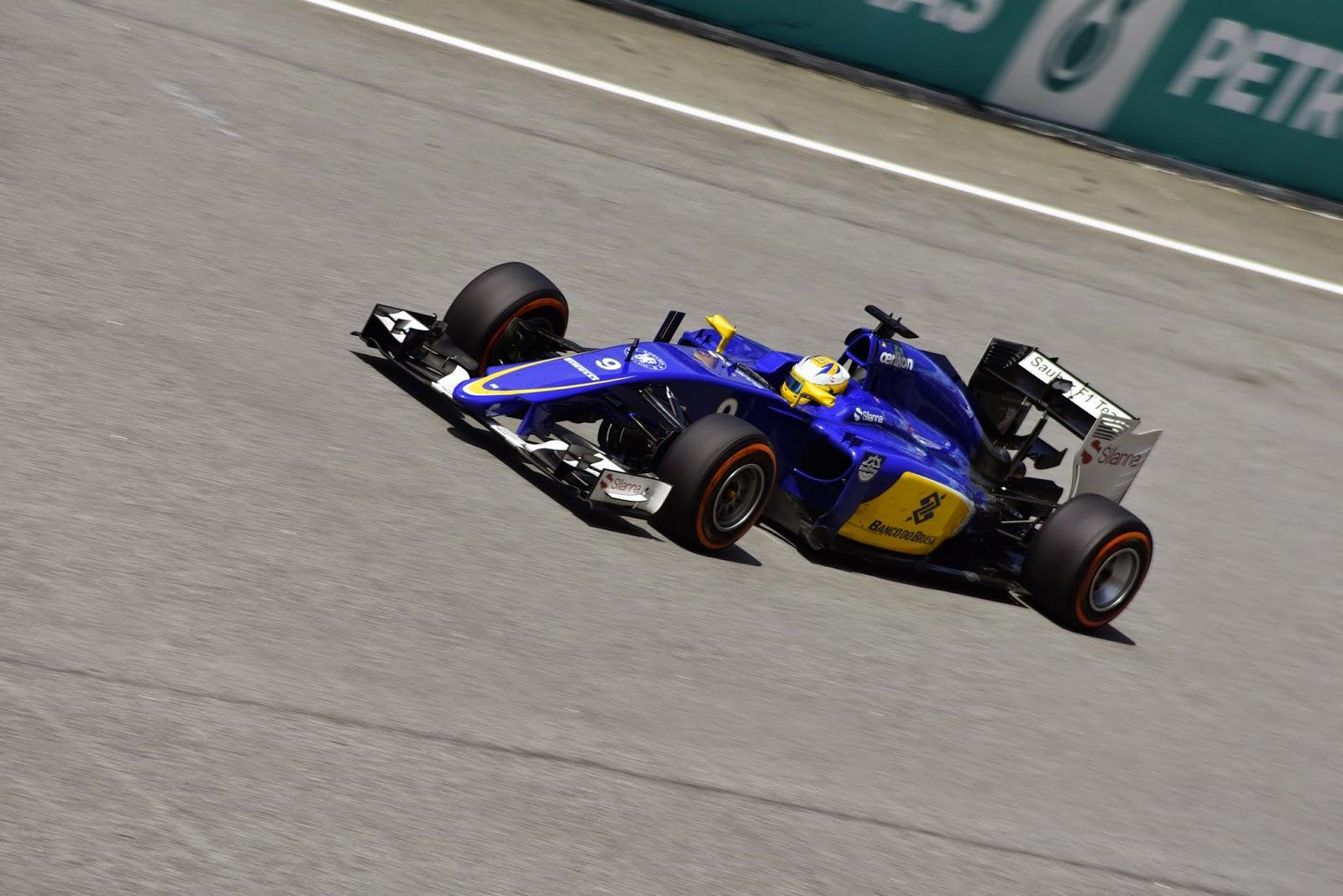 Sauber F1 Motorsport picture in Malaysia