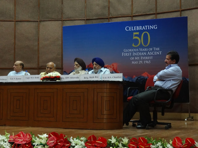Indian Spinal Injuries Centre marks 50 Years of Mount Everest Expedition