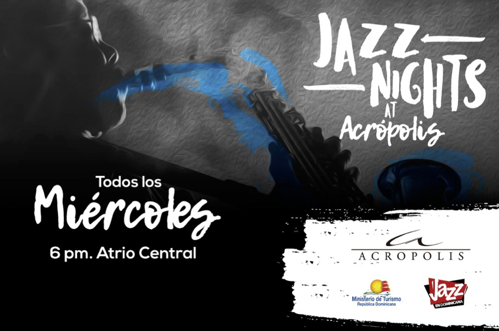 Jazz Nights at Acrópolis - Temporada 2018