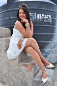 Ashwini latest sizzling photos in white-thumbnail-11