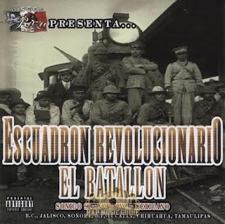 "Discos La Raza Presenta... - Escuadron Revolucionario ""El Batallon"""