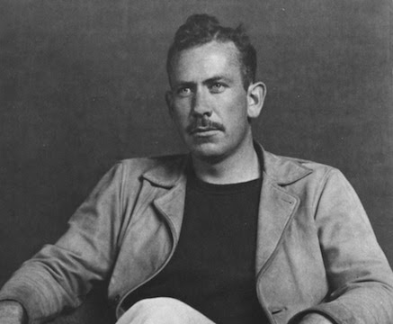 biography on john steinbeck Brief biography of john steinbeck john steinbeck lead a life filled with words, from his award winning novels to the hundreds letters he wrote to friends during his career he was born in salinas, california on february 27, 1902, and lived there for the first sixteen years of his life until he graduated from salinas high school in 1918.