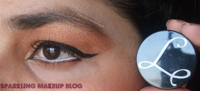 Luscious Artistic Ink Gel eye liner in Midnight Ink