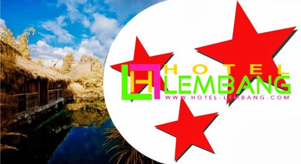 Hotel di Lembang Bintang 3