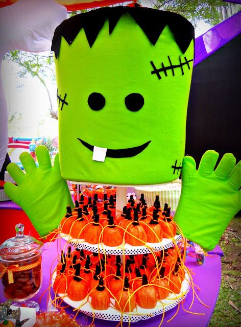 Fiestas de halloween para ni os halloween party ideas for Ideas para fiestas infantiles