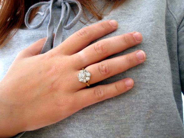 in europe engagement ring is worn on the right hand - How To Wear Your Wedding Ring