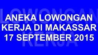 Lowongan Kerja 17 September 2015
