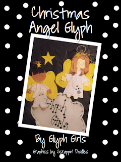 https://www.teacherspayteachers.com/Product/Christmas-Angel-Glyph-168969