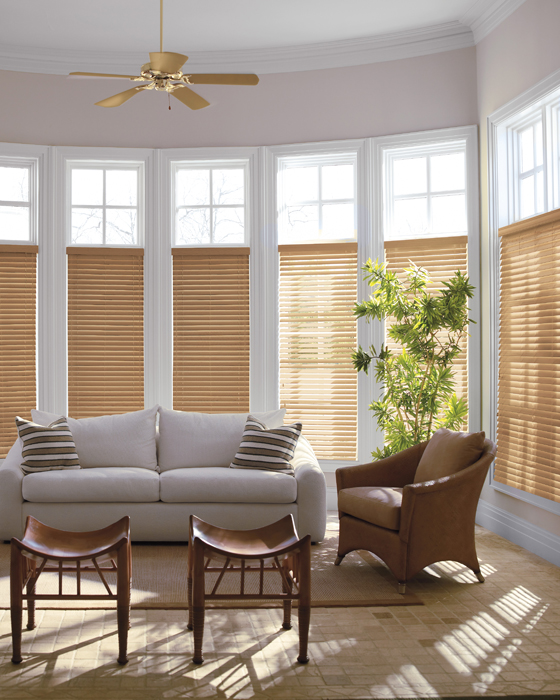 Discount Window Treatments - Faux Wood Window Blinds Never ...