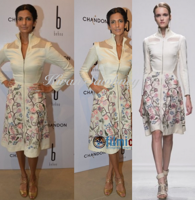 Poorna Jagannathan at Behno Launch