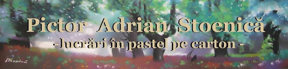 Pictor Adrian Stoenică - site vechi