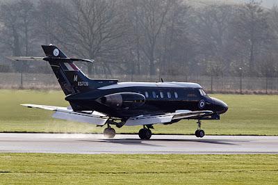 Dominie TMk1 aircraft