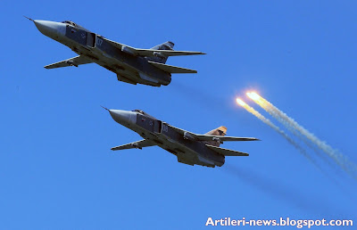 Fakta Fakta Sukhoi Su-24 yang Ditembak Jatuh Jet Tempur F-16 Turki