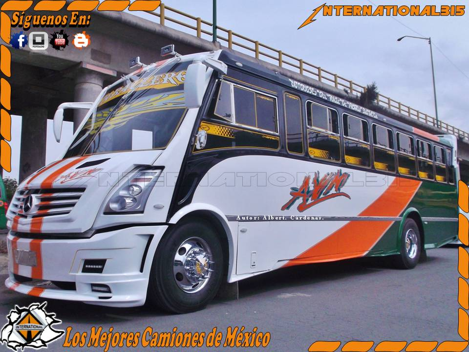 International 315 mercedes benz ayco zafiro sport for International mercedes benz
