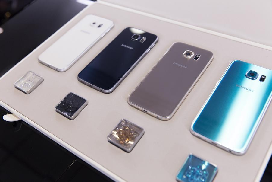 ثمن هاتف Samsung galaxy S6