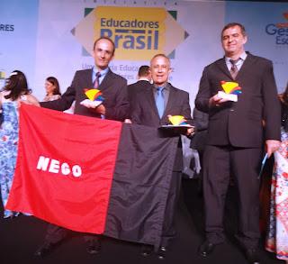 Escola Professor Lordão de Picuí recebe premiação do MEC