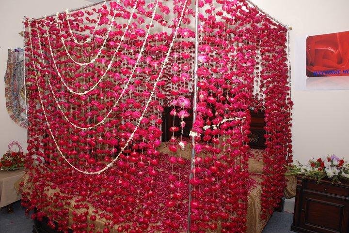 Bridal Bed Room Decoration Gurgaon