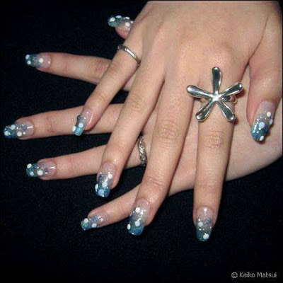 Stylish nail fashion