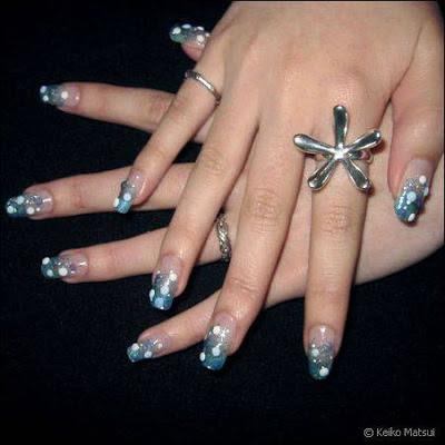 Stylish nail fashion
