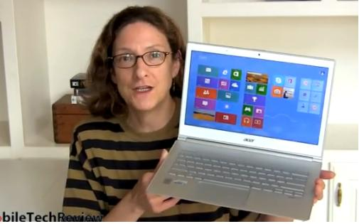 Acer Aspire S7 392 Review With Lisa Gade Pinoy99 News