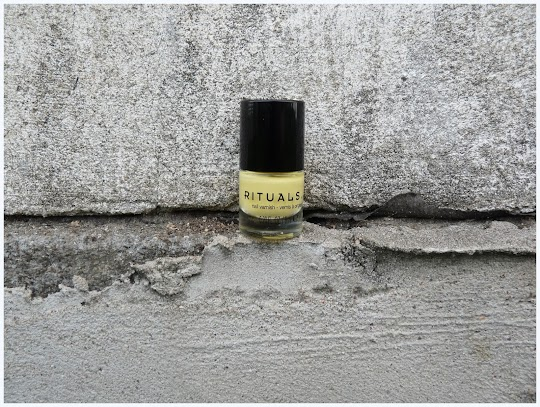 Rituals... Nail Vernish 6895 Pineapple Juice