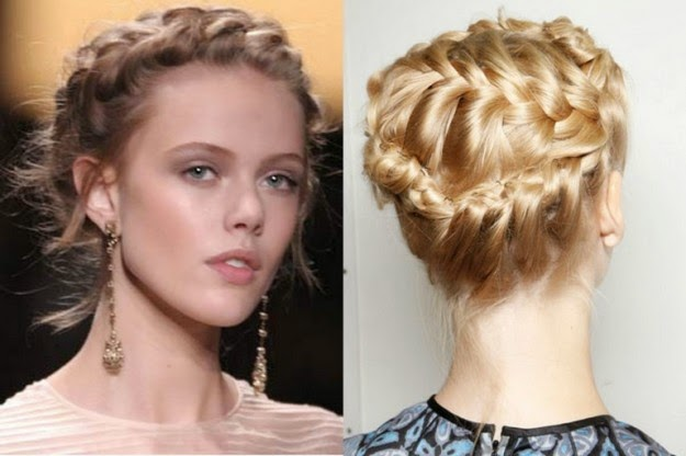Trecce Capelli Step By Step With Five Strand Braids