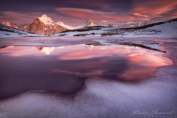 Landscape Photography by Xavier Jamonet