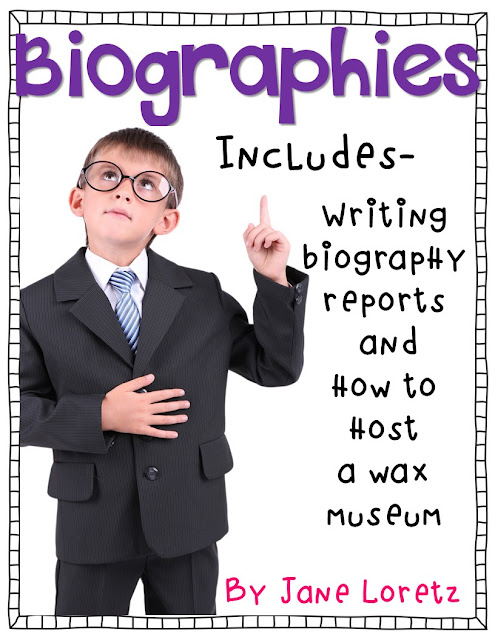 https://www.teacherspayteachers.com/Product/Biographies-biography-writing-and-how-to-host-a-living-wax-museum-1808822