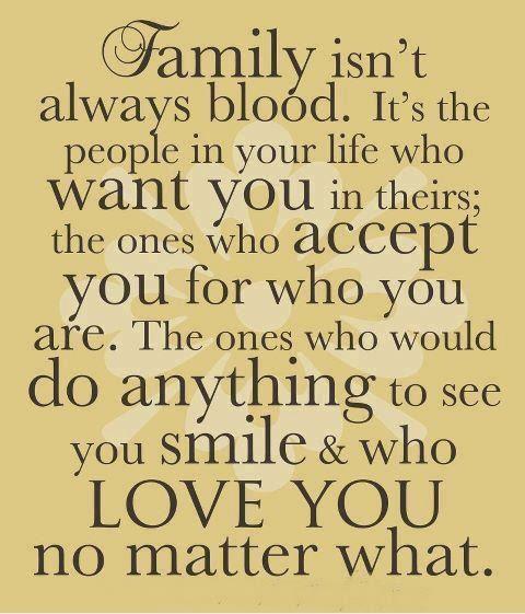 I heart U, Family!