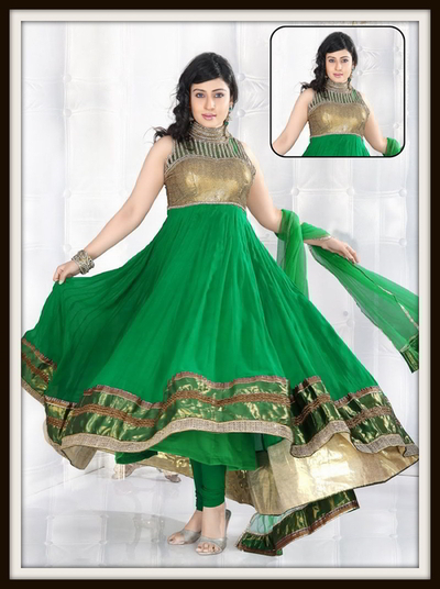 The Latest Salwar-Kameez Trends To Watch Out For This Season 2012!