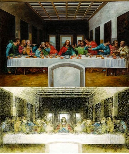 The Last Supper: A Mathematical & Astrological Puzzle, Plus a Secret Musical Score