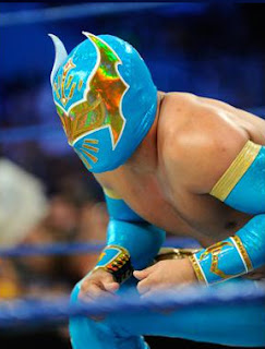 Sin cara Handsome Mens Of
