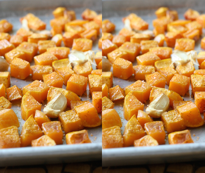 Roasted Butternut Squash with Thai Sriracha Sea Salt recipe by SeasonWithSpice.com