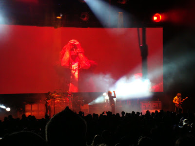 incubus if not now when tour 2011